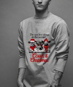 Hot The two best thing in the world Cows and Christmas shirt 2 1 247x296 - Hot The two best thing in the world Cows and Christmas shirt