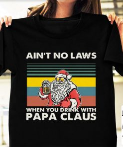Hot Vintage Ain t No Laws When You Drink With Papa Claus shirt 1 1 1 247x296 - Hot Vintage Ain't No Laws When You Drink With Papa Claus shirt