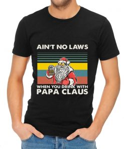 Hot Vintage Ain t No Laws When You Drink With Papa Claus shirt 2 1 1 247x296 - Hot Vintage Ain't No Laws When You Drink With Papa Claus shirt