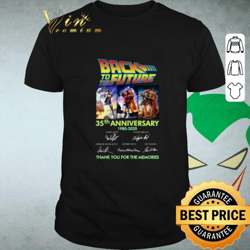 Nice Back to the future 35th anniversary 1985 2020 signatures shirt 1 1 510x510 - Nice Back to the future 35th anniversary 1985-2020 signatures shirt
