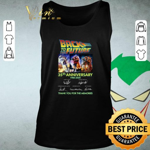 Nice Back to the future 35th anniversary 1985 2020 signatures shirt 2 1 510x510 - Nice Back to the future 35th anniversary 1985-2020 signatures shirt