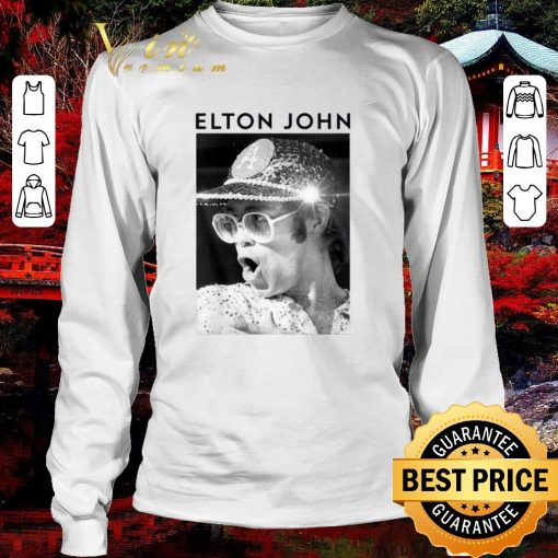 Nice Elton John Black White Photo shirt 3 1 510x510 - Nice Elton John Black & White Photo shirt