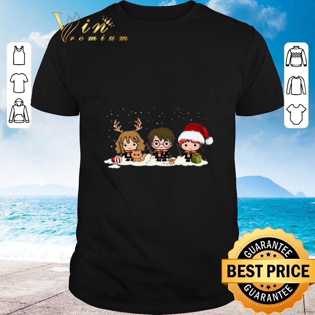 Nice harry potter characters christmas shirt 1 1 247×296  nice harry potter characters christmas shirt