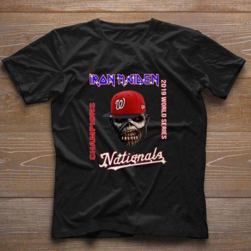 Nice Iron Maiden Washington Nationals 2019 World Series Champions shirt 1 1 510x510 - Nice Iron Maiden Washington Nationals 2019 World Series Champions shirt
