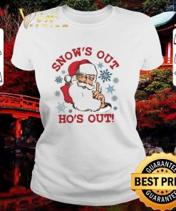 Nice Santa snow s out ho s out shirt 2 1 247x296 - Nice Santa snow's out ho's out shirt
