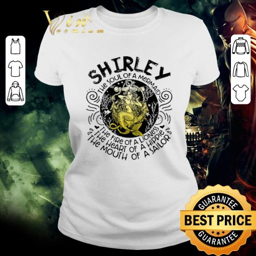 Nice Shirley the soul of a mermaid the fire of a lioness hippie sailor shirt 2 1 510x510 - Nice Shirley the soul of a mermaid the fire of a lioness hippie sailor shirt