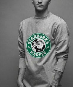 Nice Starbucks swedish head chef Starborks kerfee shirt 2 1 247x296 - Nice Starbucks swedish head chef Starborks kerfee shirt