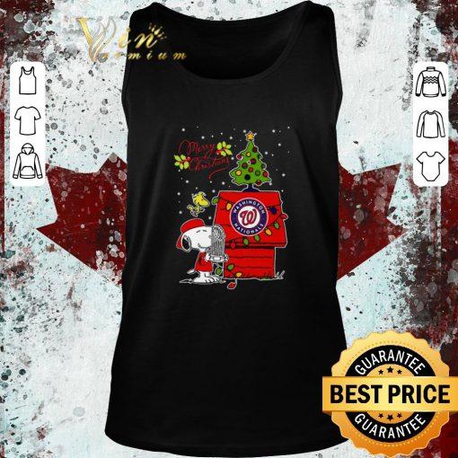 Nice Washington Nationals Snoopy Woodstock Merry Christmas shirt 2 1 510x510 - Nice Washington Nationals Snoopy Woodstock Merry Christmas shirt
