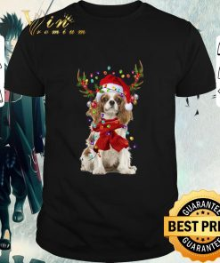 Official Cavalier King Charles Spaniel Reindeer Christmas shirt 1 1 247x296 - Official Cavalier King Charles Spaniel Reindeer Christmas shirt