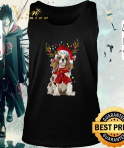 Official Cavalier King Charles Spaniel Reindeer Christmas shirt 2 1 247x296 - Official Cavalier King Charles Spaniel Reindeer Christmas shirt