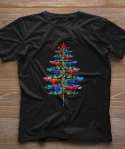 Official Dragonfly Christmas Tree shirt 1 1 247x296 - Official Dragonfly Christmas Tree shirt