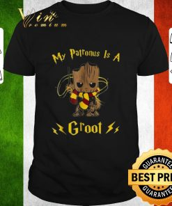Official Harry Potter My patronus is a Baby Groot shirt 1 1 247x296 - Official Harry Potter My patronus is a Baby Groot shirt