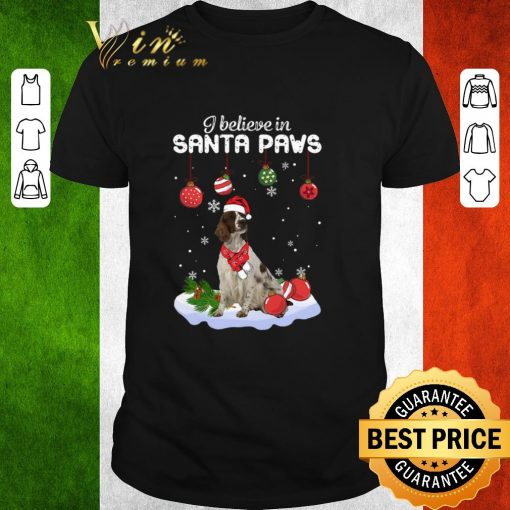 Official Irish Red and White Setter i believe in Santa paws Christmas shirt 1 1 510x510 - Official Irish Red and White Setter i believe in Santa paws Christmas shirt