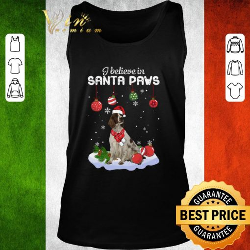 Official Irish Red and White Setter i believe in Santa paws Christmas shirt 2 1 510x510 - Official Irish Red and White Setter i believe in Santa paws Christmas shirt