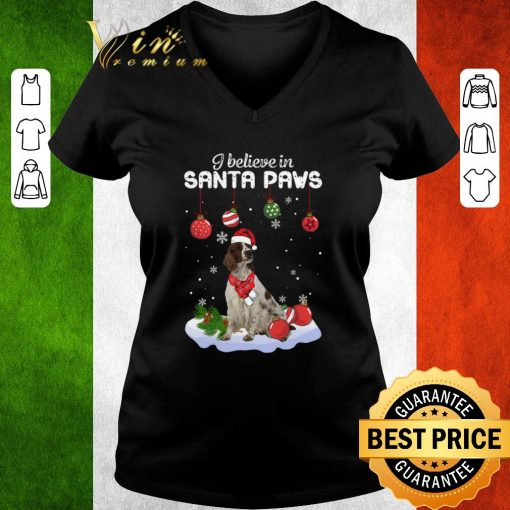 Official Irish Red and White Setter i believe in Santa paws Christmas shirt 3 1 510x510 - Official Irish Red and White Setter i believe in Santa paws Christmas shirt