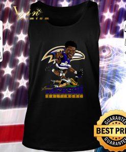 Official Lamar Jackson Baltimore Ravens shirt 2 1 247x296 - Official Lamar Jackson Baltimore Ravens shirt