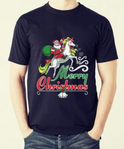 Official Merry Christmas Santa on a Unicorn Girls Kids Youth Women shirt 2 1 247x296 - Official Merry Christmas Santa on a Unicorn Girls, Kids, Youth, Women shirt