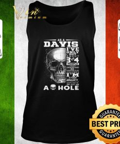 Official Skull As an Davis i ve only met about 3 or 4 people that understand shirt 2 1 247x296 - Official Skull As an Davis i've only met about 3 or 4 people that understand shirt