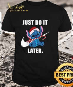 Official Stitch Nike just do it later Christmas shirt 1 1 247x296 - Official Stitch Nike just do it later Christmas shirt