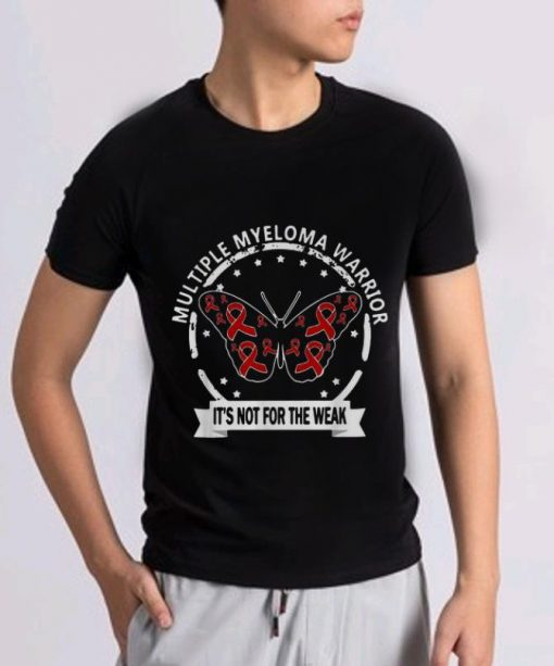 Original Butterfly Multiple Myeloma Warrior It s Not For The Weak shirt 2 1 510x613 - Original Butterfly Multiple Myeloma Warrior It's Not For The Weak shirt