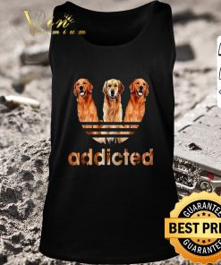 Original Golden Retriever addicted adidas shirt 2 1 247x296 - Original Golden Retriever addicted adidas shirt