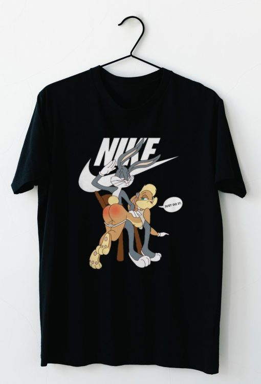 Original Nike Bugs Bunny spanking Lola Just Do It shirt 3 1 510x749 - Original Nike Bugs Bunny spanking Lola Just Do It shirt