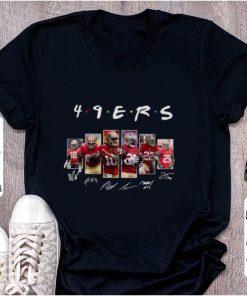 Original San Francisco 49ers Friends TV Show Signatures shirt 1 1 247x296 - Original San Francisco 49ers Friends TV Show Signatures shirt