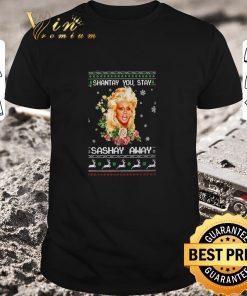 Original Shantay you stay sashay away ugly Christmas shirt 1 1 247x296 - Original Shantay you stay sashay away ugly Christmas shirt