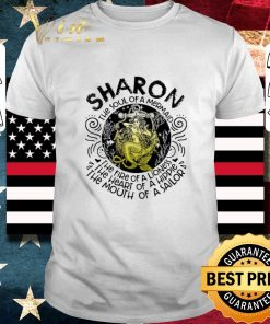 Original Sharon the soul of a mermaid the fire of a lioness hippie sailor shirt 1 1 247x296 - Original Sharon the soul of a mermaid the fire of a lioness hippie sailor shirt