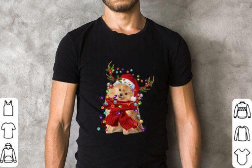 Pomeranian Reindeer Christmas shirt 2 1 510x340 - Pomeranian Reindeer Christmas shirt