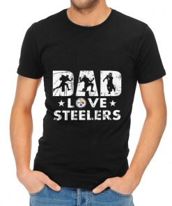 Premium Dad love Steelers Pittsburgh shirt 2 1 247x296 - Premium Dad love Steelers Pittsburgh shirt
