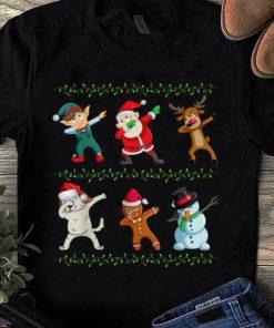 Premium Funny Dabbing Santa Morkie And Friends Christmas shirt 1 1 247x296 - Premium Funny Dabbing Santa Morkie And Friends Christmas shirt