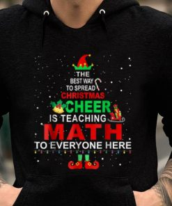 Premium Math Teacher Christmas Elf Christmas Cheer sweater 1 1 247x296 - Premium Math Teacher Christmas - Elf Christmas Cheer sweater