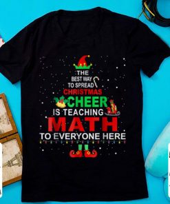 Premium Math Teacher Christmas Elf Christmas Cheer sweater 2 1 247x296 - Premium Math Teacher Christmas - Elf Christmas Cheer sweater