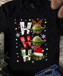 Premium Santa Yoda Ho Ho Ho Christmas shirt 1 1 247x296 - Premium Santa Yoda Ho Ho Ho Christmas shirt