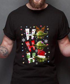 Premium Santa Yoda Ho Ho Ho Christmas shirt 2 1 247x296 - Premium Santa Yoda Ho Ho Ho Christmas shirt