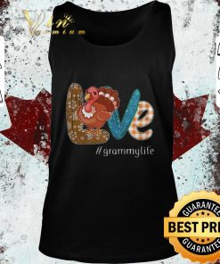 Premium Thanksgiving Love Grammylife Turkey chicken shirt 2 1 247x296 - Premium Thanksgiving Love Grammylife Turkey chicken shirt