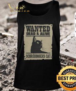 Premium Wanted dead alive schrodinger s cat shirt 2 1 247x296 - Premium Wanted dead & alive schrodinger's cat shirt