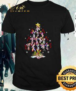 Pretty Ballet shoes Christmas tree shirt 1 1 247x296 - Pretty Ballet shoes Christmas tree shirt