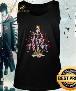 Pretty Ballet shoes Christmas tree shirt 2 1 247x296 - Pretty Ballet shoes Christmas tree shirt