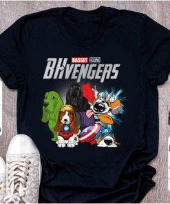 Pretty Basset Hound BHvengers Marvel Avengers Endgame shirt 1 1 247x296 - Pretty Basset Hound BHvengers Marvel Avengers Endgame shirt