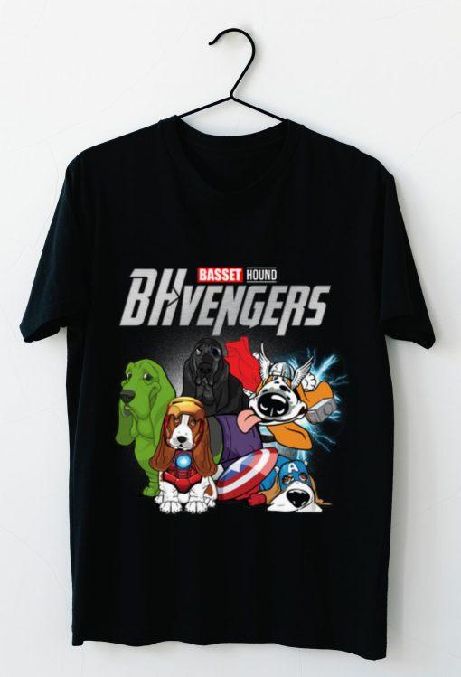 Pretty Basset Hound BHvengers Marvel Avengers Endgame shirt 3 1 510x749 - Pretty Basset Hound BHvengers Marvel Avengers Endgame shirt