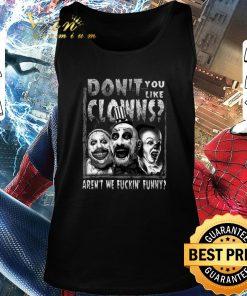 Pretty Captain Spaulding don t you like clowns aren t we fuckin funny shirt 2 1 247x296 - Pretty Captain Spaulding don't you like clowns aren't we fuckin' funny shirt
