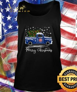 Pretty Chicago Cubs truck Merry Christmas shirt 2 1 247x296 - Pretty Chicago Cubs truck Merry Christmas shirt