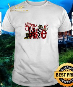 Pretty Firefighter fire Wife shirt 1 1 247x296 - Pretty Firefighter fire Wife shirt