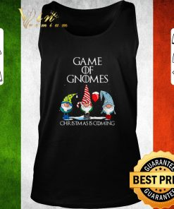 Pretty Game of Gnomes Christmas is coming shirt 2 1 247x296 - Pretty Game of Gnomes Christmas is coming shirt
