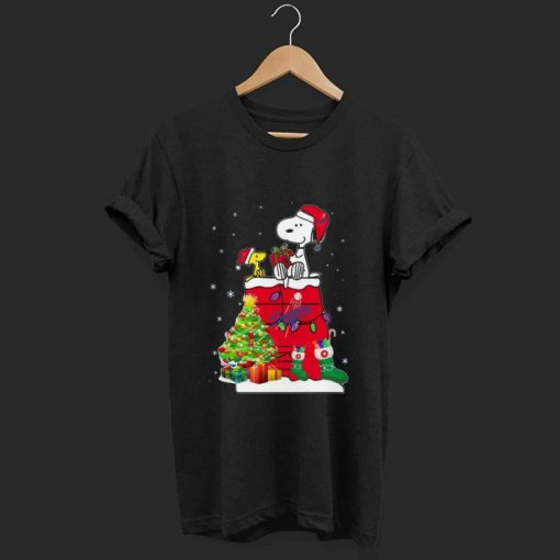 Pretty Los Angeles Dodgers Snoopy And Woodstock Christmas shirt 1 1 510x510 - Pretty Los Angeles Dodgers Snoopy And Woodstock Christmas shirt