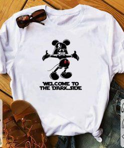 Pretty Mickey Darth Vader welcome to the dark side shirt 1 1 247x296 - Pretty Mickey Darth Vader welcome to the dark side shirt