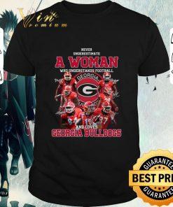 Pretty Never underestimate a woman who understands Georgia Bulldogs shirt 1 1 247x296 - Pretty Never underestimate a woman who understands Georgia Bulldogs shirt