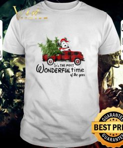 Pretty Snoopy Truck It s The Most Wonderful Time Of The Year Christmas shirt 1 1 247x296 - Pretty Snoopy Truck It's The Most Wonderful Time Of The Year Christmas shirt